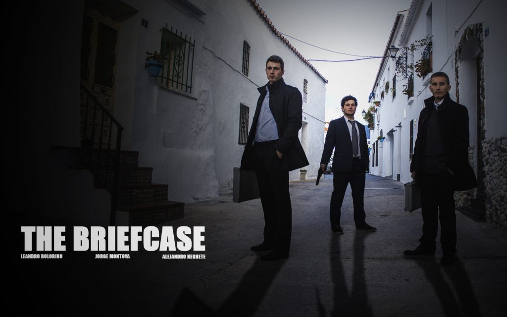 The Briefcase – Wallpaper
